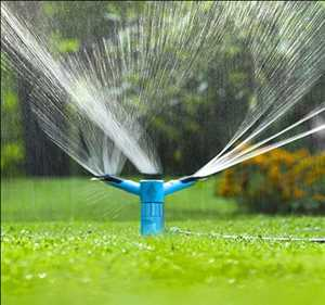 Équipement d'irrigation automatique