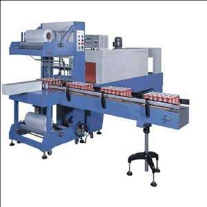 Machine d'emballage sous film rétractable automatique