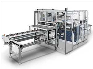Machine à lisser automatique