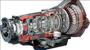 Transmission automatique automobile